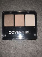 Covergirl Eye Enhancers Eyeshadow Trio 105 Cafe Au Lait