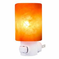 Betus Natural Crystal Himalayan Salt Wall Lamp - Air Purifying Night Light, NEW!