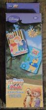 Disney TIGGER & POOH 2 CARD Games  Memory Match & Crazy 8's