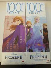 (2) Disney FROZEN 2 100 PC Puzzle