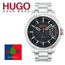 *Low Price* Hugo Boss 1550004 Orange Mens Hong Kong Stainless Steel Watch