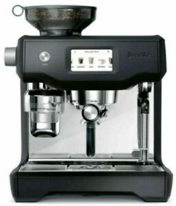 Breville BES990BTR1BUS1 Black Truffle The Oracle Touch Espresso Machine
