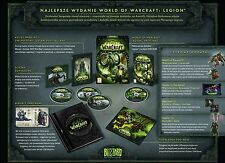 World of Warcraft Legion Collector's Edition