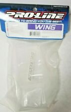 """Pro-Line 6247-17 Pre-Cut 6.5"""" Clear Stabilizer Wing Kit for 1:10 Buggys"""