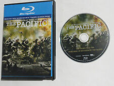 THE PACIFIC (2010 BLU RAY ) ONE EPISODE ONLY SINGLE DISC RENTAL VERSION SAMPLER