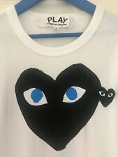 Mens Play Comme des Garçons T -shirt - Size Small