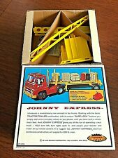 Vintage Johnny Express Crane, NEW IN BOX