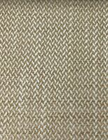 Stout Howdy Toast Wheat Cream Herringbone Textured Upholstery Fabric By The Yard
