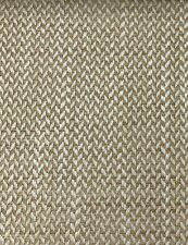 Stout Howdy Toast Wheat Cream Herringbone Textured Upholstery Fabric By The Yard