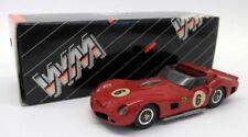 Modellini statici di auto da corsa sportive e turistiche neri edizione limitata per Ferrari