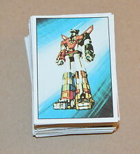 1984 PANINI Voltron CHOOSE Any 5 stickers from the list
