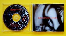 Dave Stewart - Secret CD single (East West, 1995) Eurythmics/Spiritual Cowboys!
