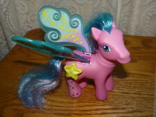 2006 My Little Pony STAR FLIGHT Pink Pegasus Wings with hair clip barette