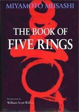 The Book of Five Rings (The Way of the Warrior Series), Musashi, Miyamoto, Excel