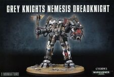 Gris Caballero Nemesis Dreadknight Games Workshop 99120107008 Warhammer 40,000 Nuevo