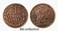 1 Centime 1914 Dupuis. Bronze. France
