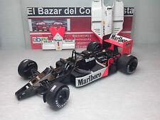 1:18 Mclaren MP4/2C Alain Prost 1986 + Marl bor o   - 3L 050