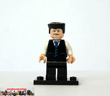 Lego ® Spiderman, minifigura, figuras, j. Jonah Jameson, spd017, 4855 (nuevo)