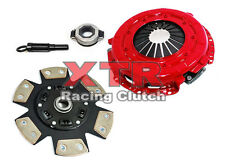 XTR 6-PUCK CLUTCH KIT fits 2002-2006 NISSAN ALTIMA SENTRA 2.5L SE-R SPEC-V