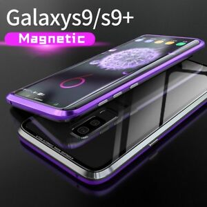 360 Hybrid Heavy Duty Shockproof Magnetic Case Cover for Samsung Galaxy S9 / S9+