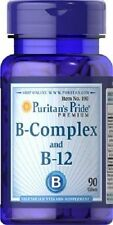 VITAMIN B-COMPLEX AND B-12 90 TABLETS, VITAMIN B-KOMPLEX-und B-12