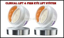 X 2 New Product! AVON ANEW (2 x 10ml) Clinical Lift & Firm Eye Lift System