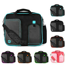 "11.6"" inch Tablet Carry Notebook Laptop Bag Sleeve Case Shoulder Messenger Bag"