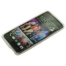 Schutzhülle für HTC One Mini S-Curve transparent Cover Silikon Hülle Case