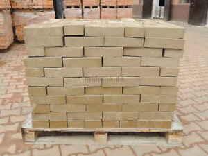 Lehmsteine Lehmziegel luftgetrocknet Grünlinge Lehmziegelsteine 150 Stk. *TOP*