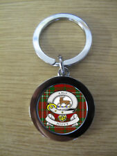 SCOTT CLAN KEY RING (METAL) IMAGE DISTORTED TO PREVENT INTERNET THEFT