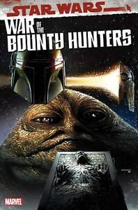 Star Wars War of the Bounty Hunters #2 - A B C Cover Set - Presale (7/14/2021)