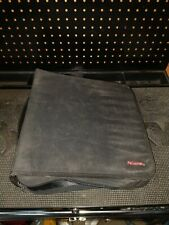 Fellowes Fabric CD Case Wallet - 224 CD DVD Compact Disc Holder