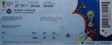 TICKET WM 2018 Serbien Serbia - Brasilien Brazil Match 41