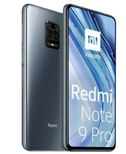 XIAOMI REDMI NOTE 9 PRO INTERSTELLAR GREY 128GB 6 GB RAM DISPLAY FULL HD 6.67""