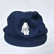 VTG Cooperstown Ballcap Co Chicago Cubs Fitted Hat 1913 MLB Baseball Wool 7 1/4
