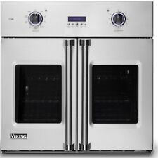 """Viking 30"""" Professional 7 Series French Door Single Wall Oven  - VSOF7301SS"""