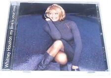 WHITNEY HOUSTON - My Love Is Your Love - (2002) Cd Álbum