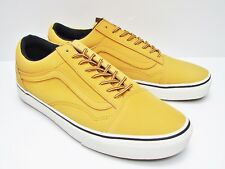 b0e4f72c42 VANS Yellow Athletic Shoes for Men 7.5 Men s US Shoe Size for sale ...