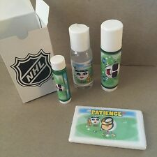 NHL Logo Box with Golf Sun Protection Accessories & Mints  (4093)