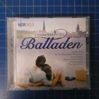 Unsere schönsten Balladen NDR 90,3 Ganser Hanke CD T201