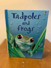 New ListingTadpoles and Frogs (Usborne Beginners) Hardcover (Isbn: 9781601300355)