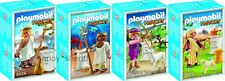 Playmobil New Ancient Greek Gods 9523 & 9524 & 9525 & 9526 Exclusive w/ Boxes
