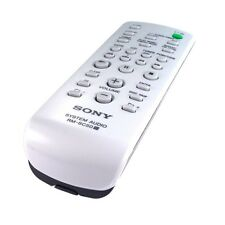 *NEW* Genuine Sony HiFi Remote Control for MHC-RG495