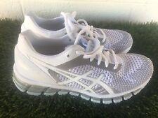 Women's Asics Quantum Gel 360 White Running Shoes Size 6