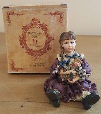 Boyds Dollstone.Patricia With Molly Attic Treasures 03501