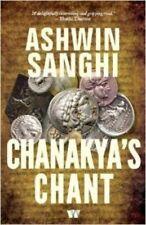 Chanakya's Chant by Ashwin Sanghi Paperback Book The Fast Free Shipping