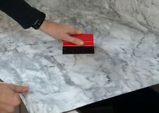 D-C-Fix Sticky Back Plastic Self Adhesive Vinyl Wrap MARBLE ROMEO 67.5cm x 2m UK