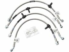 For 1999-2000 Honda Civic Brake Hydraulic Hose Kit Russell 18291CY