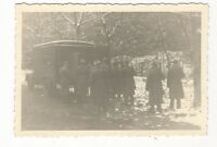 3/688  FOTO SOLDATEN LKW