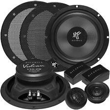 Hifonics Vulcan VX 6.2 E - 2 Wege 165mm Kompo Lautsprecher Set VX6.2E